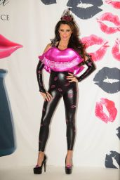 Katie Price - Kissable Fierce Fragrance Launch at The Worx in London