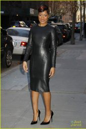 Keke Palmer Appeared on