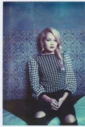 Kelli Berglund Photoshoot for Thrifty Hunter Magazine Fall 2014