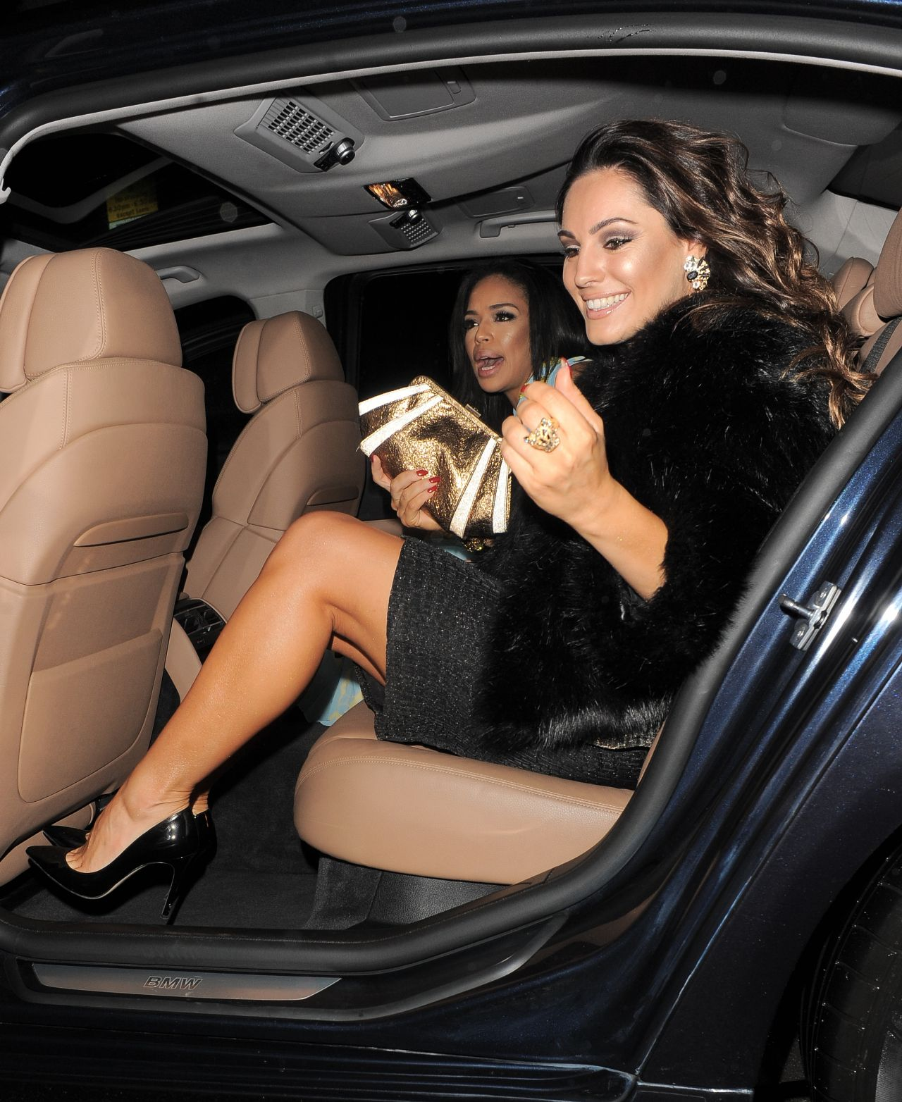 Kelly Brook Night Out Style Sunday Times Style Christmas
