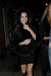 Kelly Brook Style - Out on the Town in Hale, Cheshire