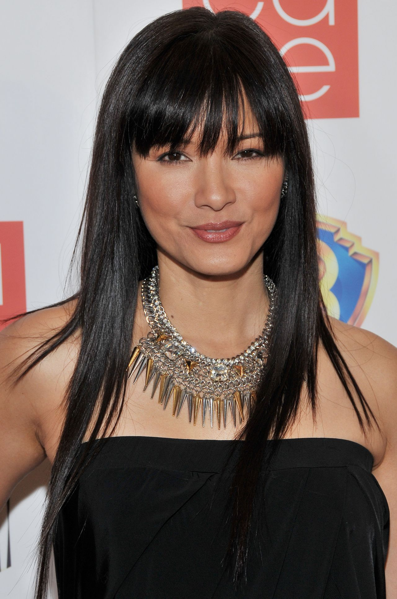 Kelly Hu - The CAPE Holiday Party in Los Angeles - December 2014