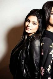 Kendall and Kylie Jenner - Splash Magazine December 2014 Cover & Pics