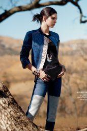 Kendall Jenner - Vogue Magazine (US) - January 2015 Issue