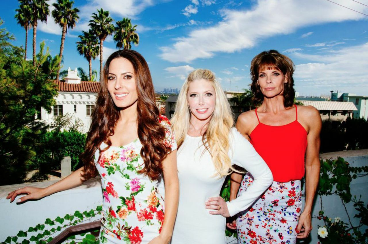 Kerri Kasem, Michelle Harris and Alexandra Paul - Bellus Magazine Photoshoot (2014)