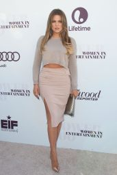 Khloe Kardashian – 2014 The Hollywood Reporter's Women In Entertainment Breakfast in Los Angeles