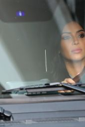 Kim Kardashian - Out in Los Angeles, Dec. 2014