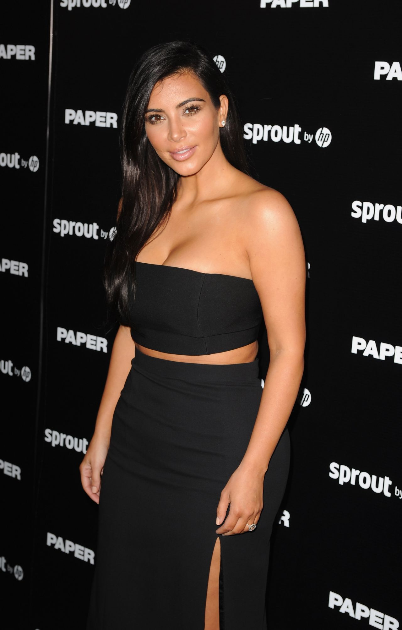 Zimbio Images Kim Kardashian Kim Kardashian Paper Magazine Break The Internet Issue