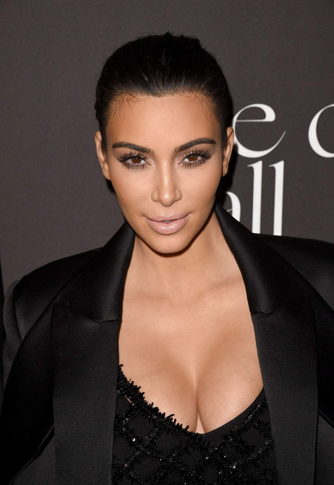 Kim Kardashian – Rihanna's 1st Annual Diamond Ball Benefit in Beverly Hills
