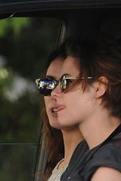 Kristen Stewart - With a Friend in Los Angeles, Dec. 2014