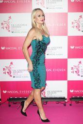 Kristina Rihanoff - UK Lingerie Awards 2014 in London
