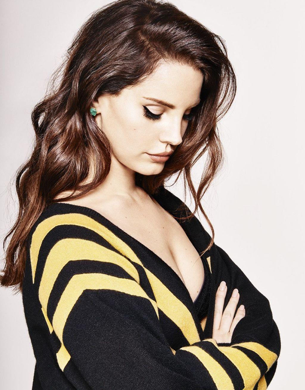 Lana Del Rey By Chris Nicholls For Fashion Magazine: Photoshoot For Grazia Magazine (France