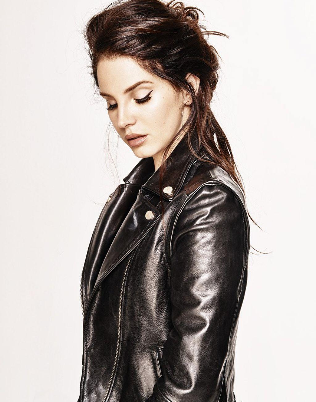 Leather jacket photoshoot - Image From Http Www Mendaily Com Wp Content Uploads 2012 10 Lana Del Rey By Ellen Von Unwerth Dark Paradise Vogue Italia August 2012 9 Jpg Pinterest