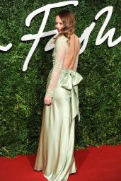 Laura Haddock – 2014 British Fashion Awards in London