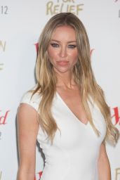 Lauren Pope - Fashion For Relief Pop-Up Store Launch at Westfield in London, November 2014