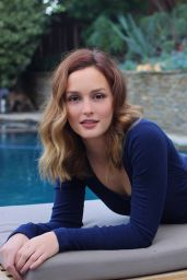 Leighton Meester Photoshoot (2014)