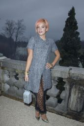 Lily Allen - Presentation of the New Chanel Paris Salzburg Collection in Austria - December 2014