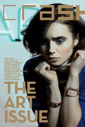Lily Collins - Crash Magazine (2014)