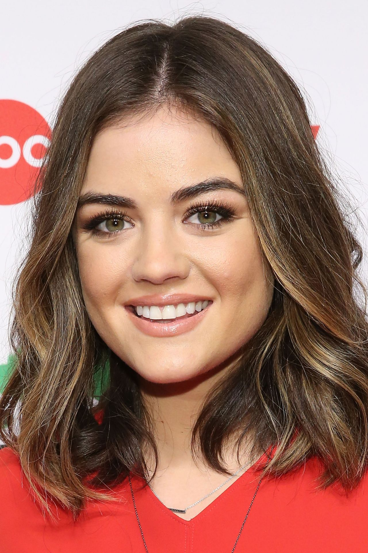 lucy hale abcs 25 days of christmas celebration in nyc december 2014 - Abc 25 Days Of Christmas Schedule 2014