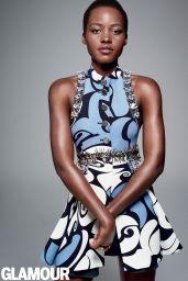 Lupita Nyong'o - Glamour Magazone - December 2014 Pics