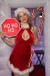 Maitland Ward - Art Loves Fashion Launch in Hollywood - December 2014