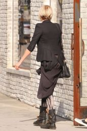 Malin Akerman - Out Christmas 2014 Shopping in Los Angeles