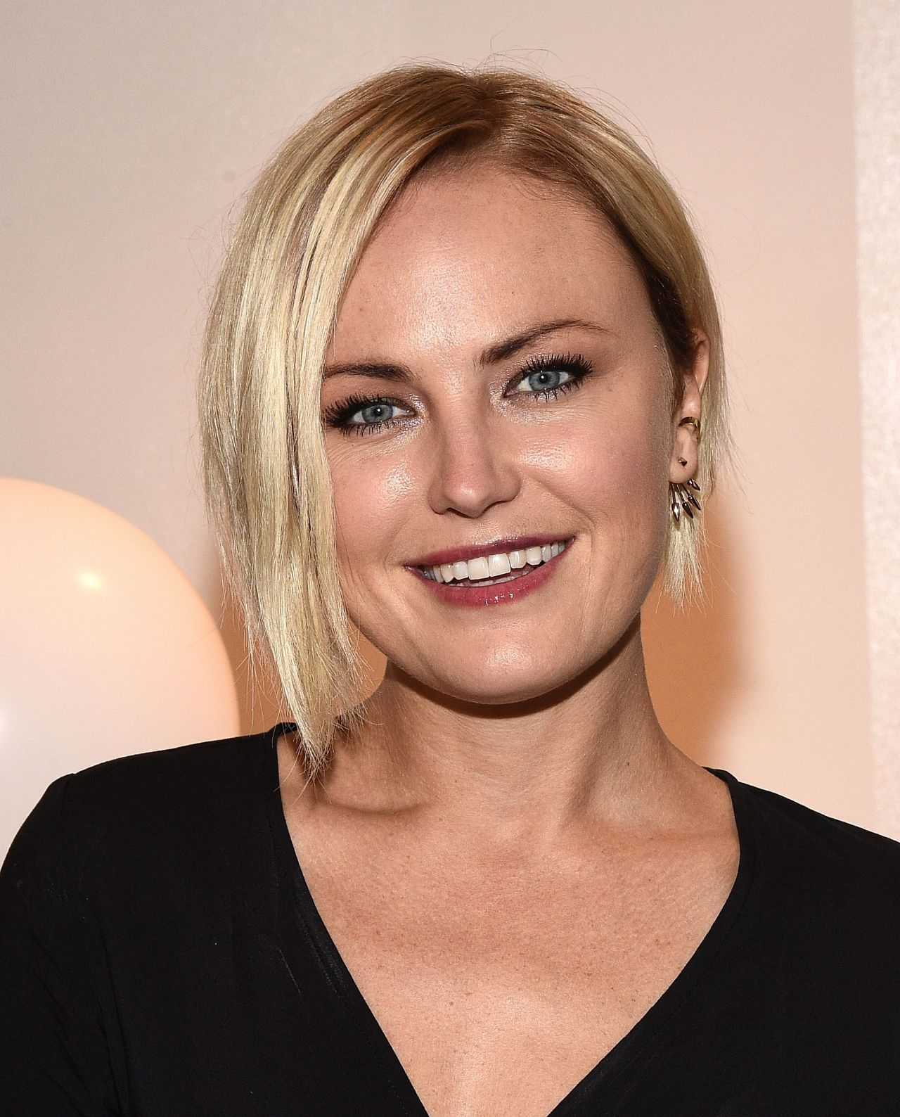 Malin Akerman Style - Splendid Holiday Book Drive Kick-Off in Santa Monica - Dec. 2014