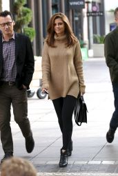 Maria Menounos - Out in West Hollywood - December 2014