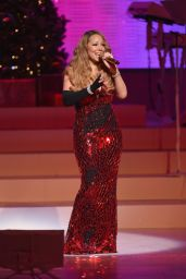 Mariah Carey - Christmas 2014 Concert at the Beacon Theatre in New York City