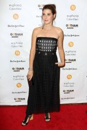 Marisa Tomei - 2014 Gotham Independent Film Awards in New York City