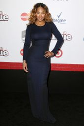 Meagan Good – 'Annie' World Premiere at Ziegfeld Theater in New York City