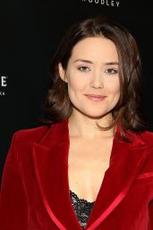 Megan Boone - Capitol File Holiday Issue Celebration in Washington D.C. - December 2014