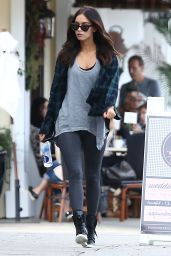 Megan Fox Street Style - Out in Los Angeles, December 2014