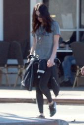 Megan Fox Street Style - Spotted out in Los Angeles, December 2014