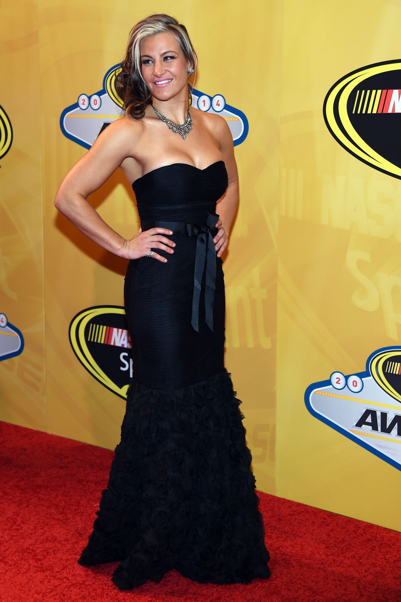 Meisha Tate – 2014 NASCAR Sprint Cup Series Awards in Las Vegas