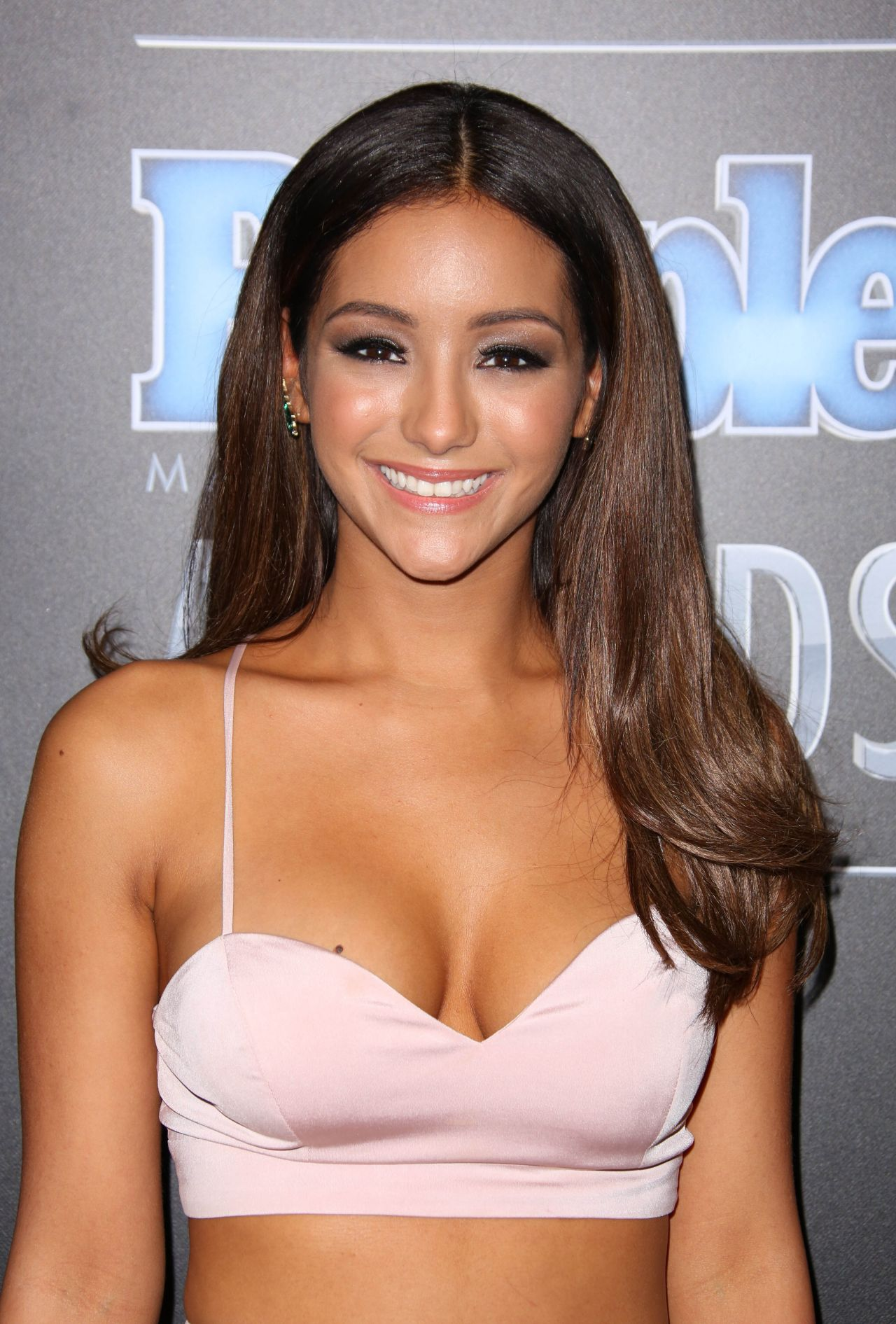 Melanie Iglesias 2014 People Magazine Awards In Beverly