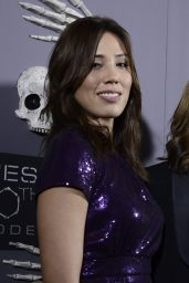 Michaela Conlin - 'Bones' 200th Episode Celebration in West