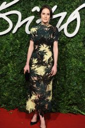 Michelle Dockery – 2014 British Fashion Awards in London