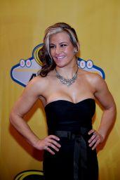Miesha Tate - 2014 NASCAR Sprint Cup Series Awards in Las Vegas