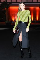 Miranda Kerr – Louis Vuitton Playing With Shapes Dinner at The Jewel Box Miami – December 2014