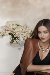 Miranda Kerr - Photoshoot for Swarovski Fall/Winter 2014 Collection