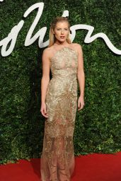Mollie King – 2014 British Fashion Awards in London