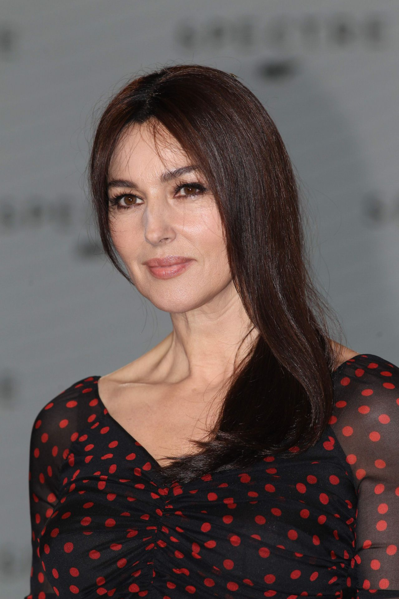 Monica Bellucci Photocall for the 24th Bond Film