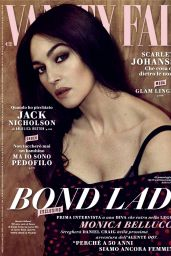 Monica Bellucci - Vanity Fair Magazine (Italy) - December 2014 Issue