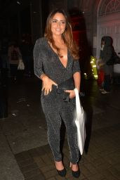 Nadia Forde - H&M Store Launch in Dublin, December 2014