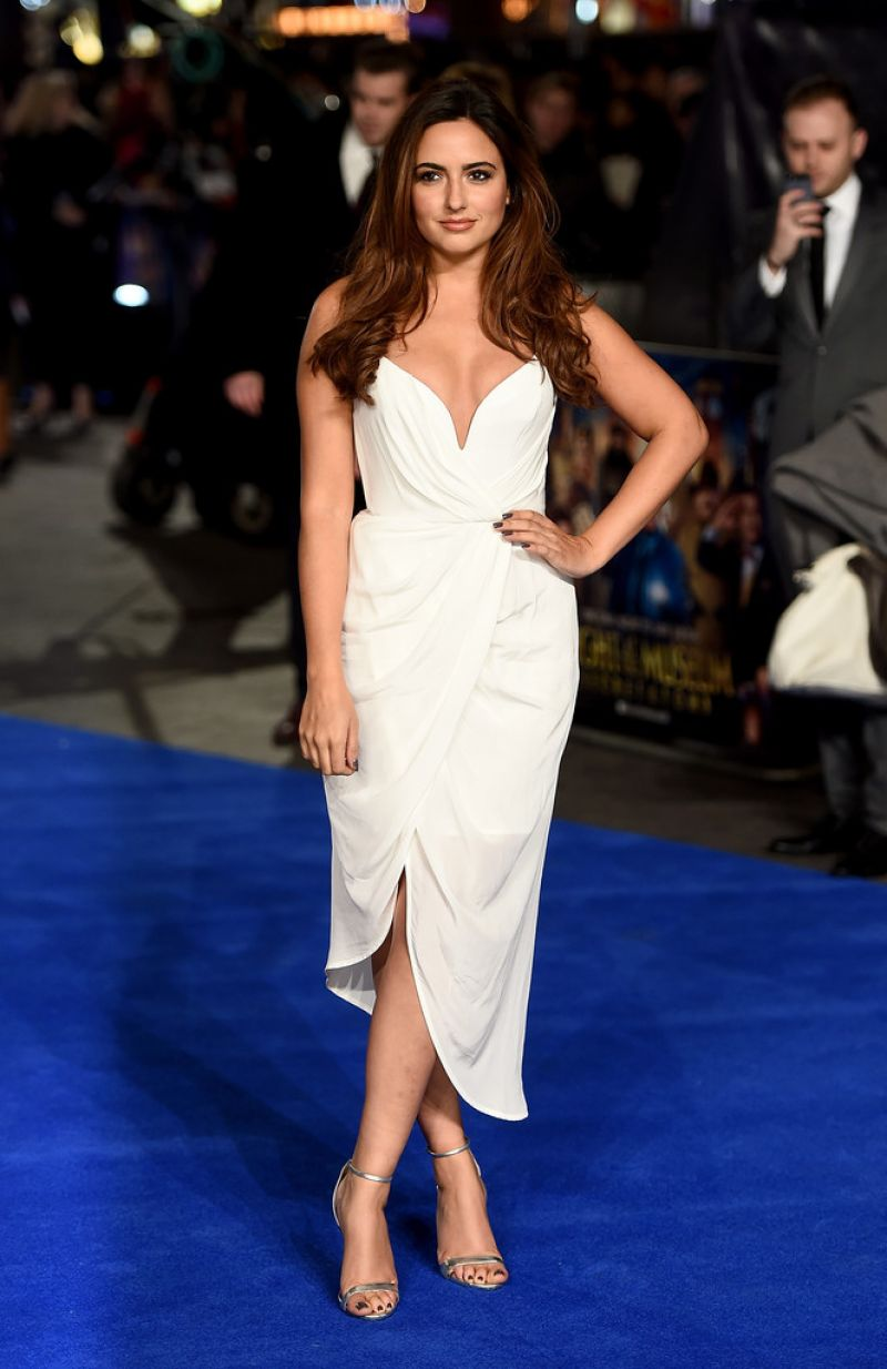 Nadia Forde Night At The Museum Secret Of The Tomb