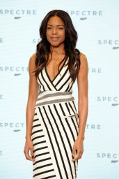 Naomie Harris – Photocall for the 24th Bond Film 'Spectre' at Pinewood Studios in England