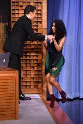 Nicki Minaj - On the Tonight Show starring Jimmy Fallon in New York City, December 2014