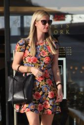 Nicky Hilton Show Off Her Long Legs - Shopping in West Hollywood, December 2014