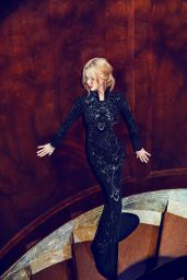 Nicole Kidman - Grazia Magazine (China) - December 2014